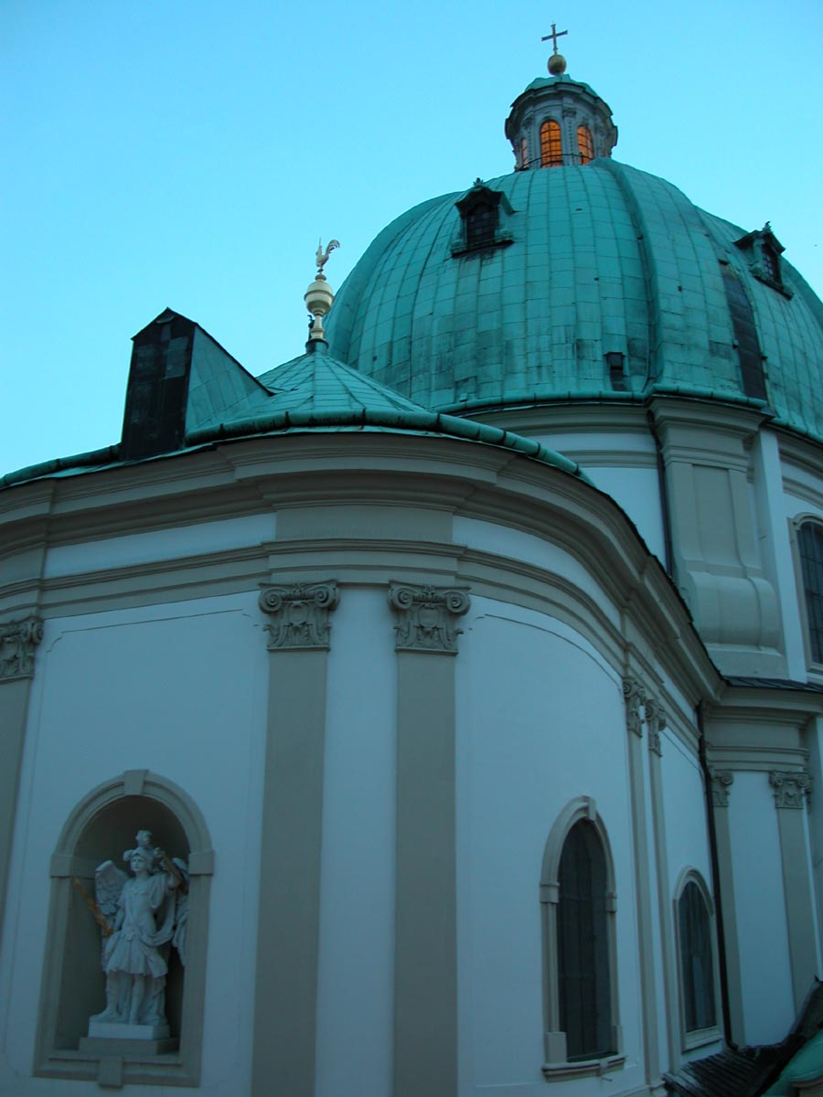 View from my window: Peterskirche